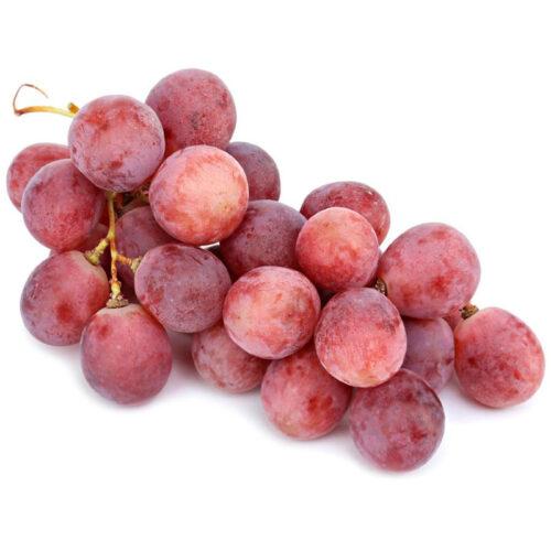 Виноград розовый