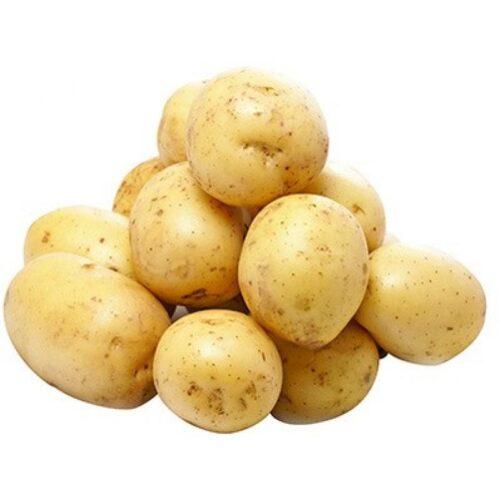 Молодой картофель черри, мытый