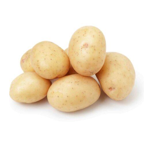 Молодой картофель азербайджанский