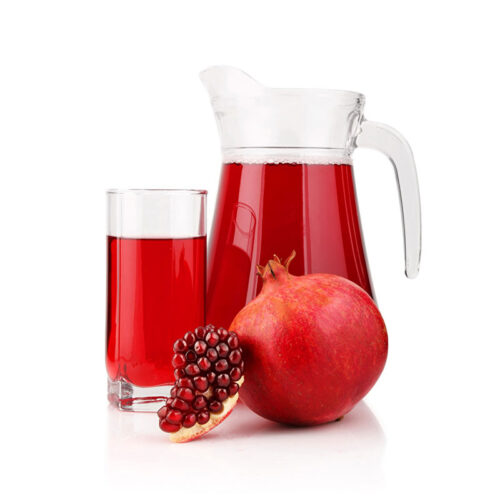 Гранатовый сок свежевыжатый