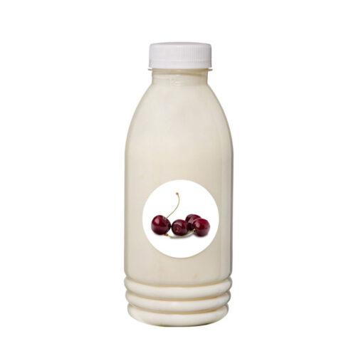 Йогурт фермерский 3,6% с вишней