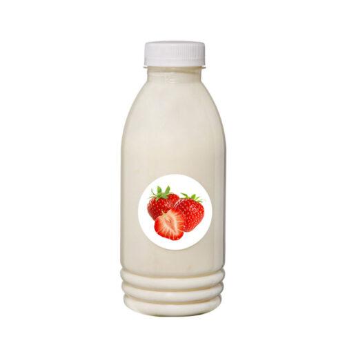 Йогурт фермерский 3,6% с клубникой