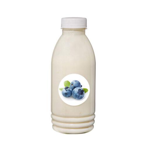 Йогурт фермерский 3,6% с черникой