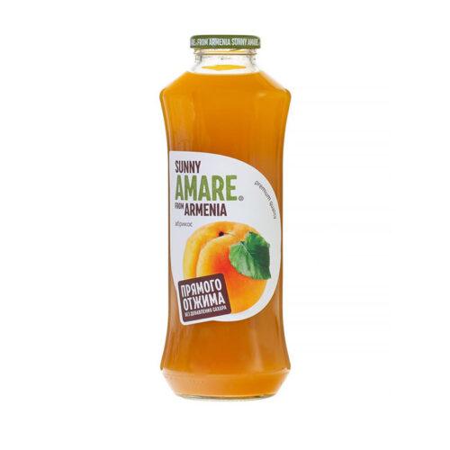 Sunny Amare Сок абрикосовый