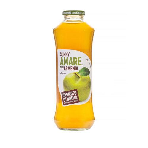 Sunny Amare Сок яблочный 750 мл