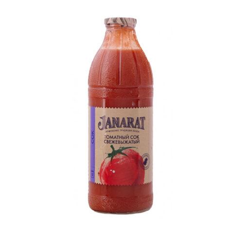 Томатный сок свежевыжатый Janarat
