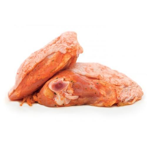 Шашлык из куриного бедра