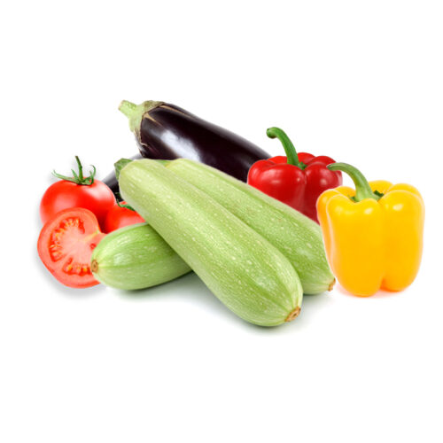 Овощи для гриля в наборе