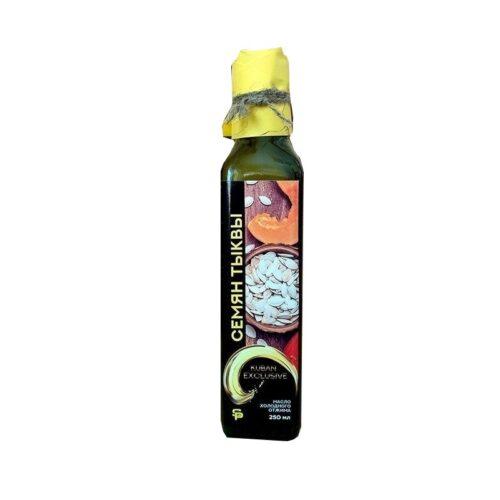 Масло семян тыквы холодного отжима 250г