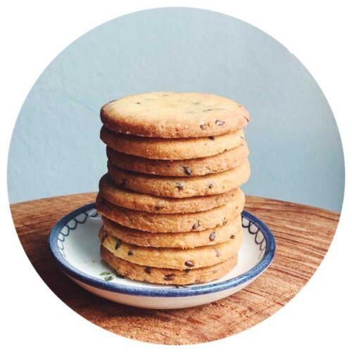Печенье льняное 100г