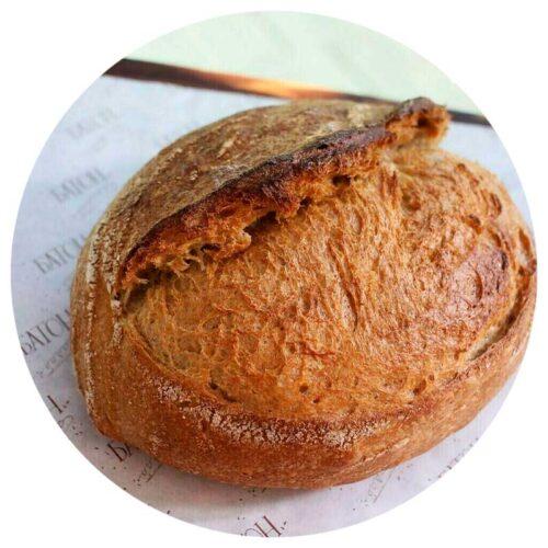 Пшеничный цельнозерновой (Дачный)