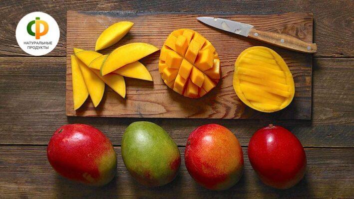 Баннер манго