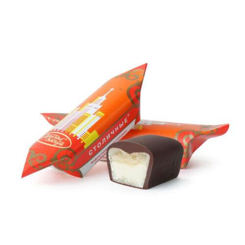 Конфеты шоколадные Столичные