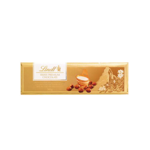 "Шоколад Lindt Swiss premium chocolate ""Gold"", 300 г"