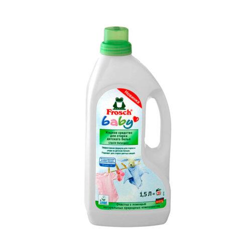 Жидкое средство для стирки детского белья Frosch