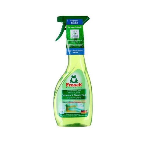 Очиститель для ванны и душа Frosch