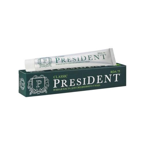 Зубная паста President Classic 75мл